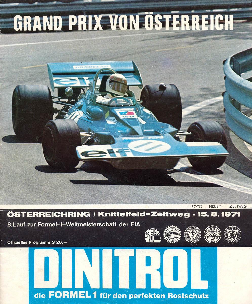 15.08.1971 - Zeltweg