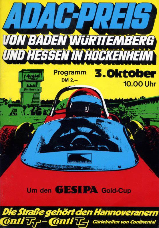 03.10.1971 - Hockenheim