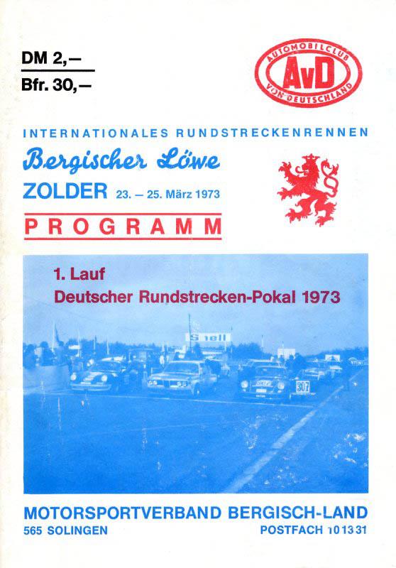 25.03.1973 - Zolder
