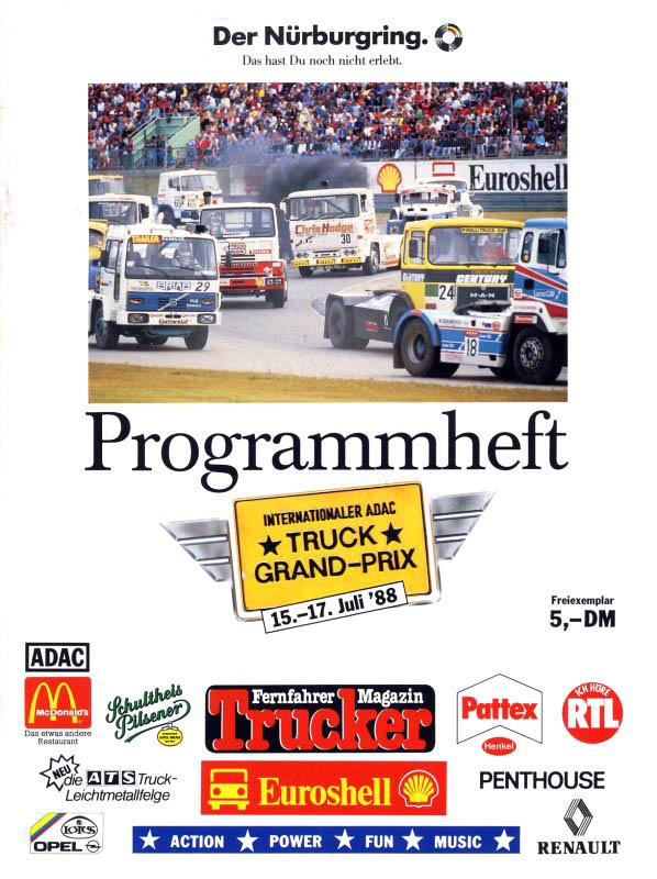 17.07.1988 - Nürburgring
