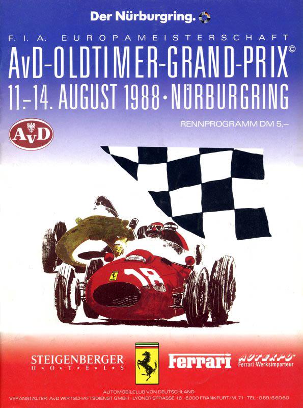 14.08.1988 - Nürburgring