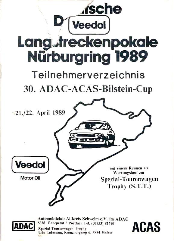 22.04.1989 - Nürburgring