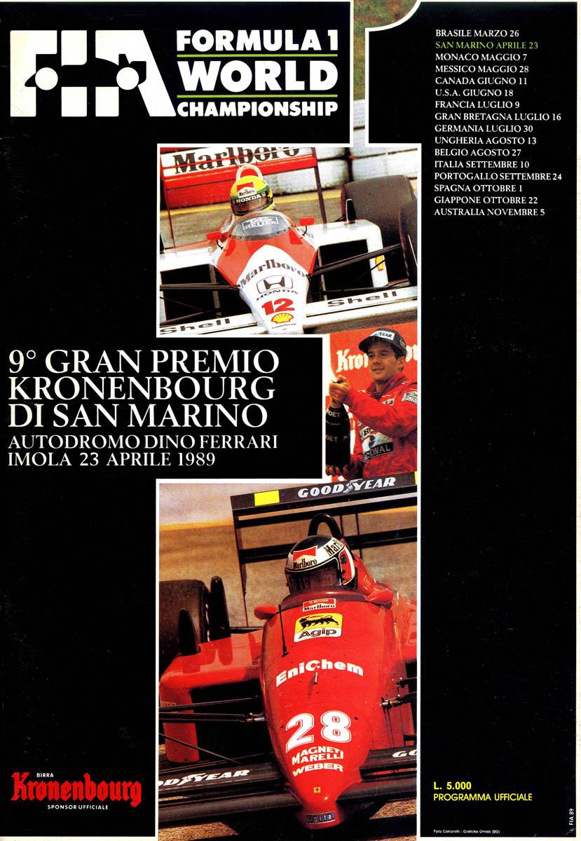 23.04.1989 - Imola