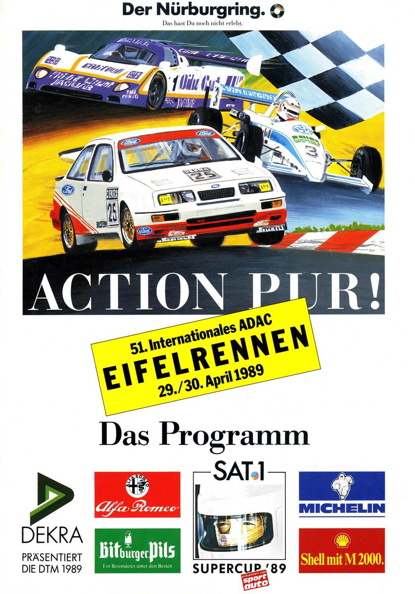 30.04.1989 - Nürburgring