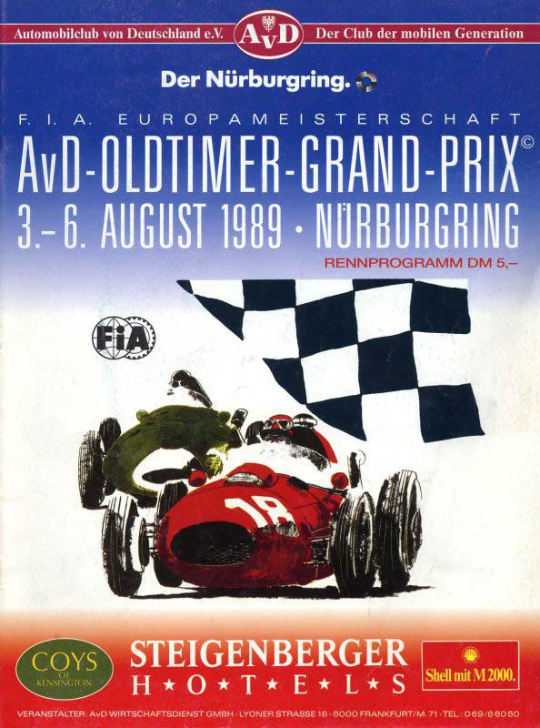 06.08.1989 - Nürburgring