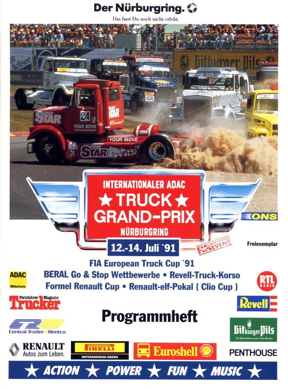 14.07.1991 - Nürburgring