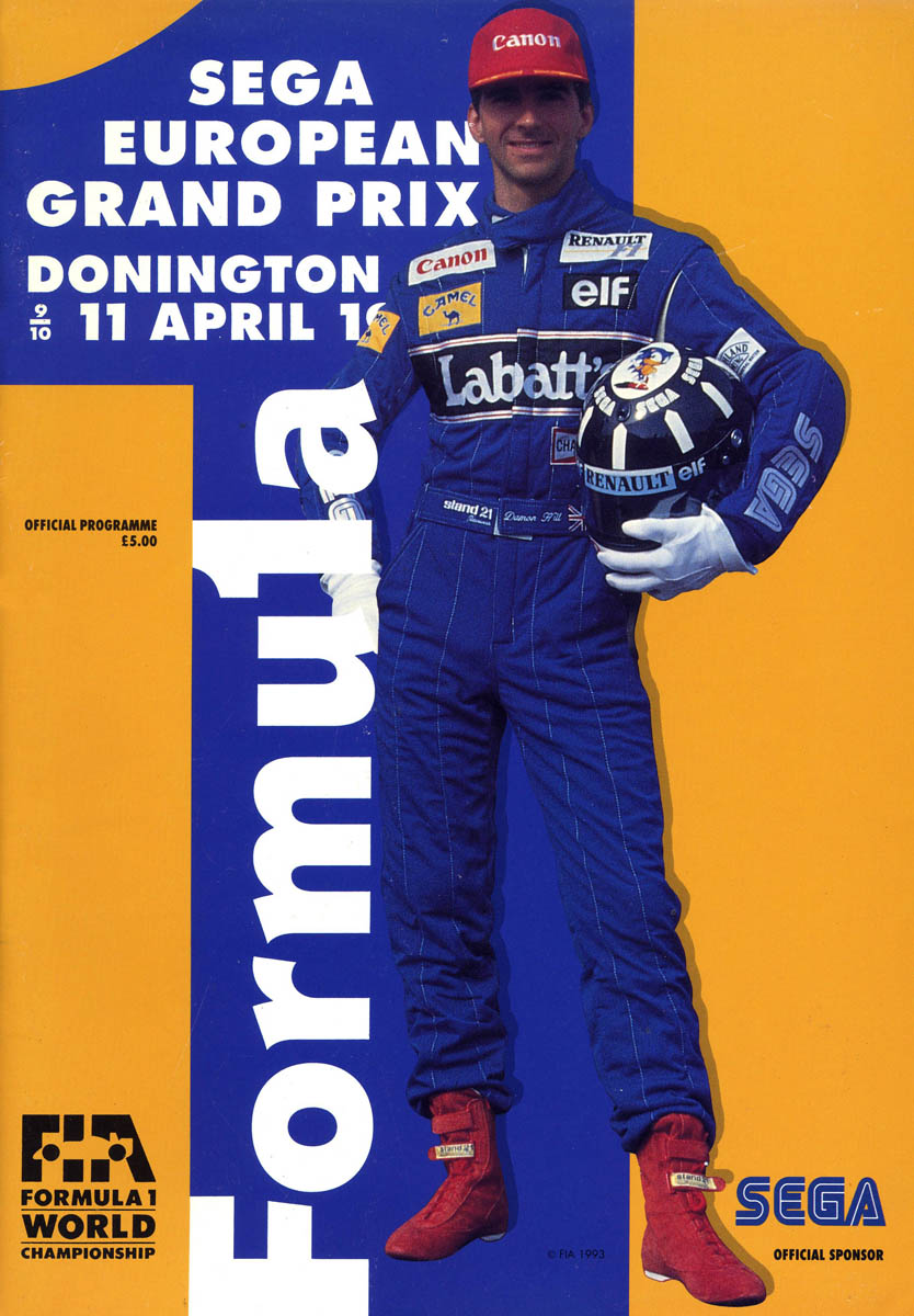 11.04.1993 - Donington