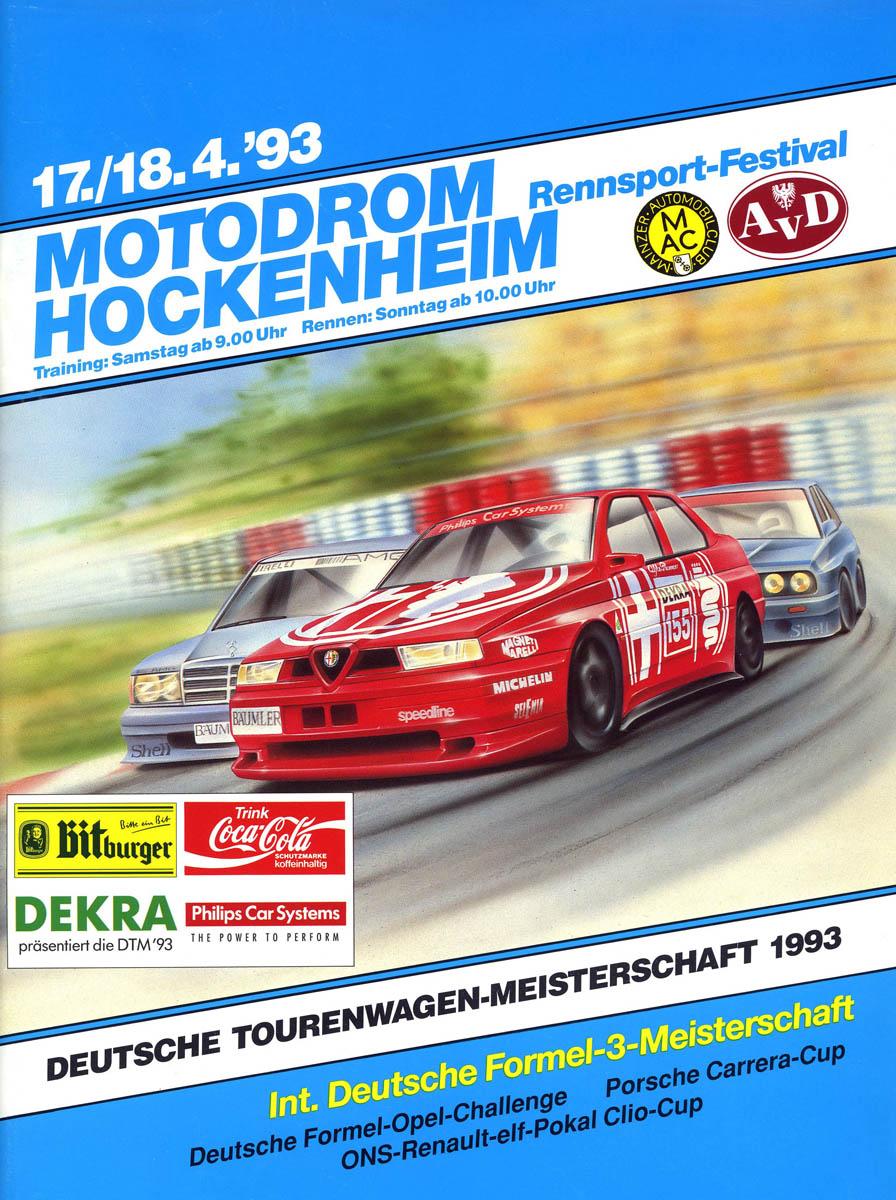 18.04.1993 - Hockenheim