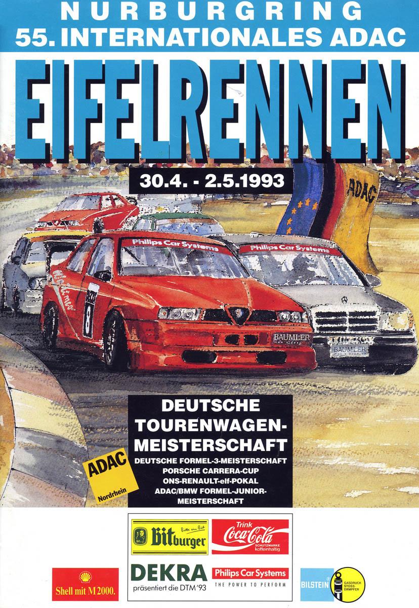 02.05.1993 - Nürburgring