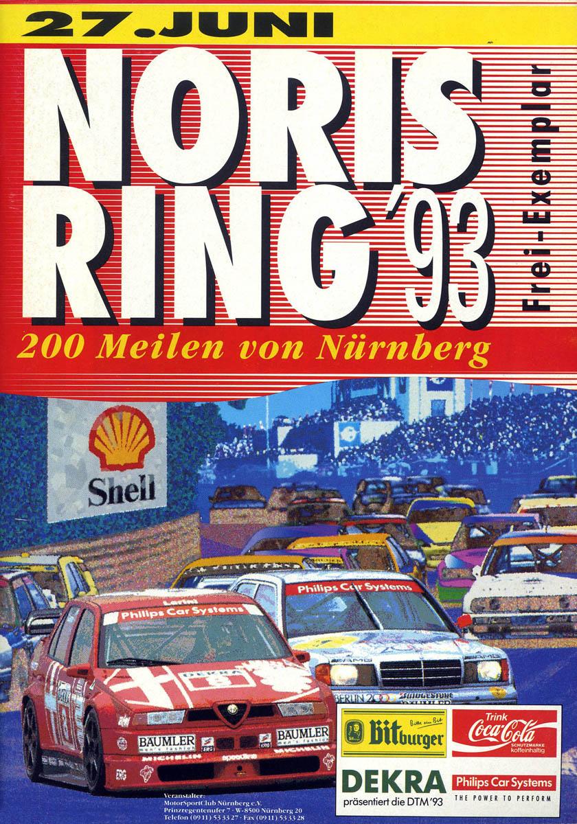 27.06.1993 - Norisring