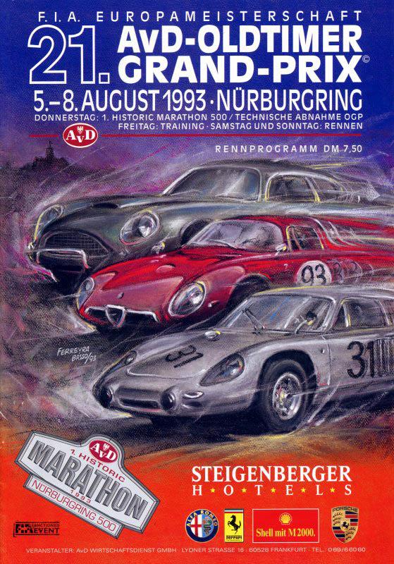 08.08.1993 - Nürburgring