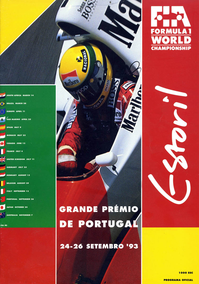 26.09.1993 - Estoril