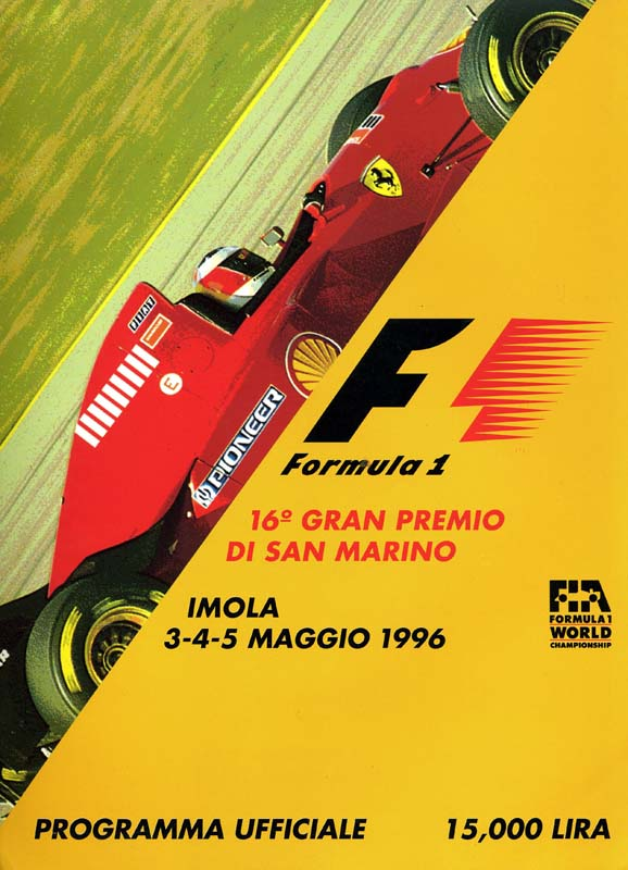 05.05.1996 - Imola