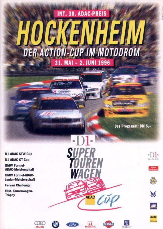 02.06.1996 - Hockenheim