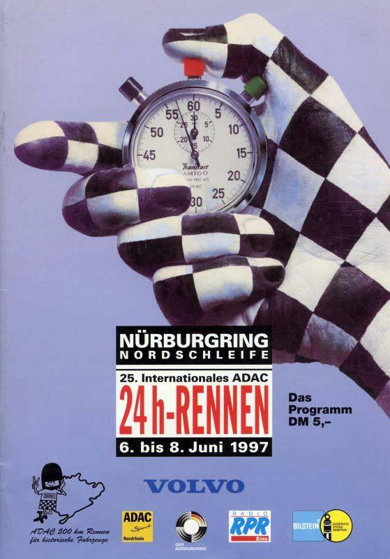 08.06.1997 - Nürburgring
