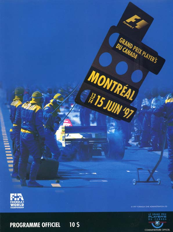 15.06.1997 - Montreal