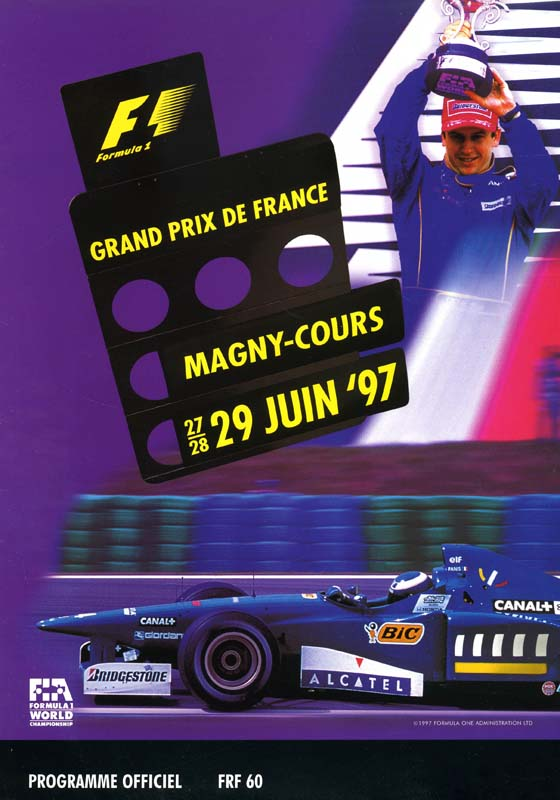 29.06.1997 - Magny Cours