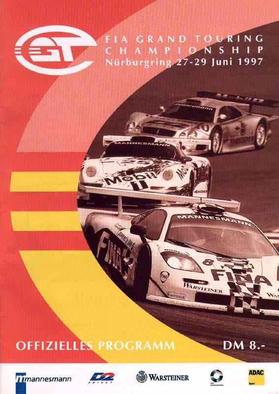 29.06.1997 - Nürburgring