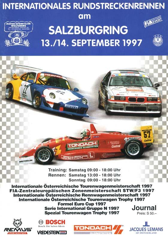 14.09.1997 - Salzburg
