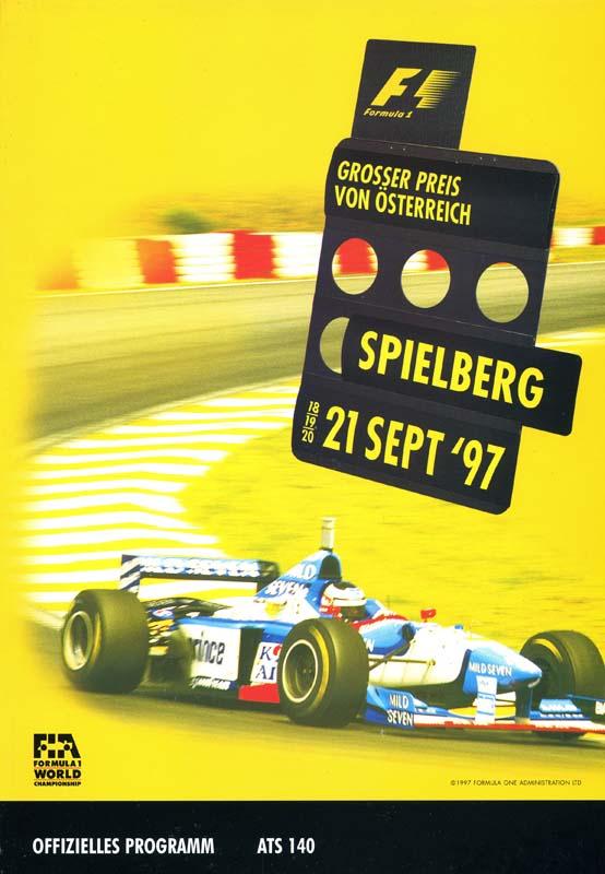21.09.1997 - Spielberg