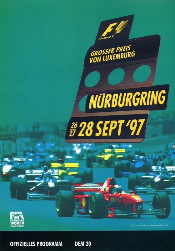 28.09.1997 - Nürburgring