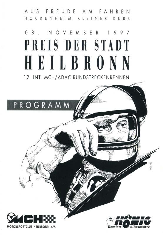 08.11.1997 - Hockenheim
