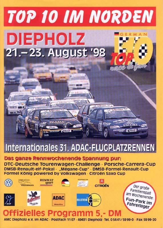 23.08.1998 - Diepholz