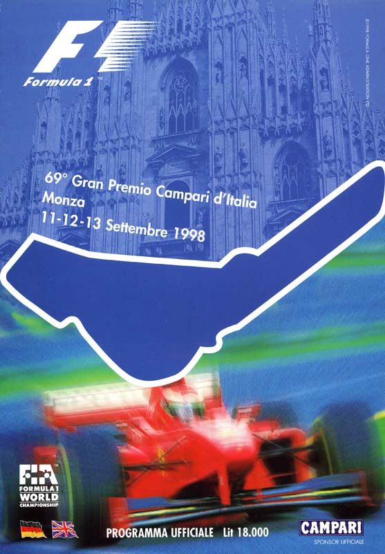 13.09.1998 - Monza