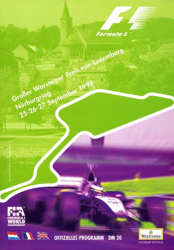 27.09.1998 - Nürburgring