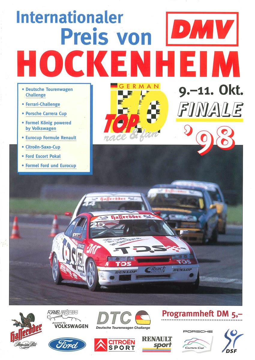 11.10.1998 - Hockenheim