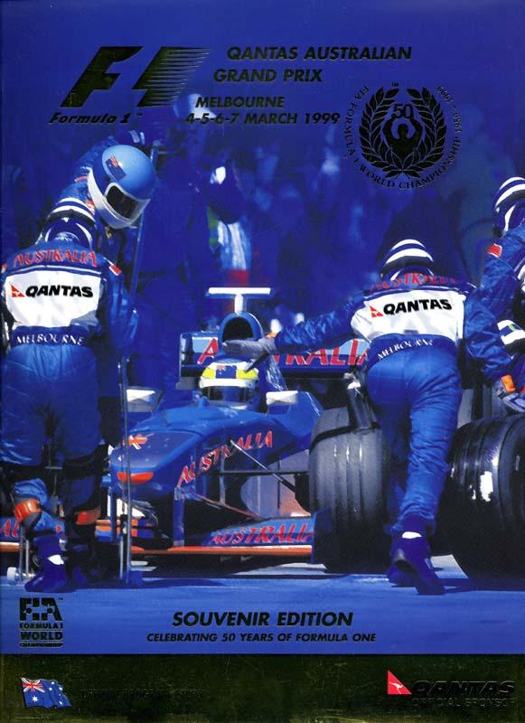 07.03.1999 - Melbourne