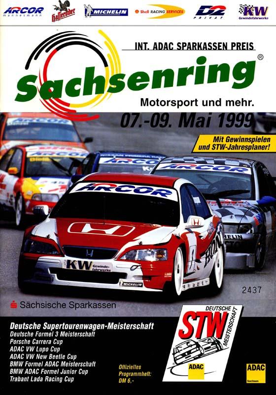 09.05.1999 - Sachsenring