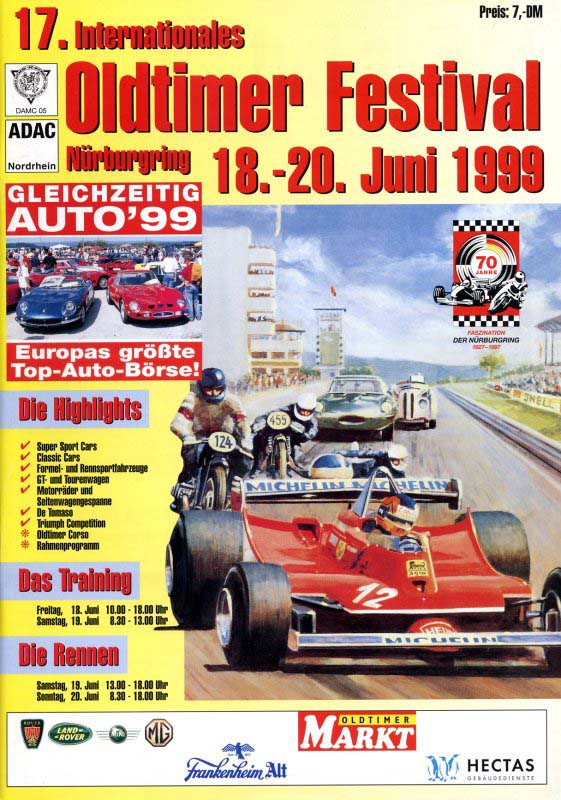 20.06.1999 - Nürburgring