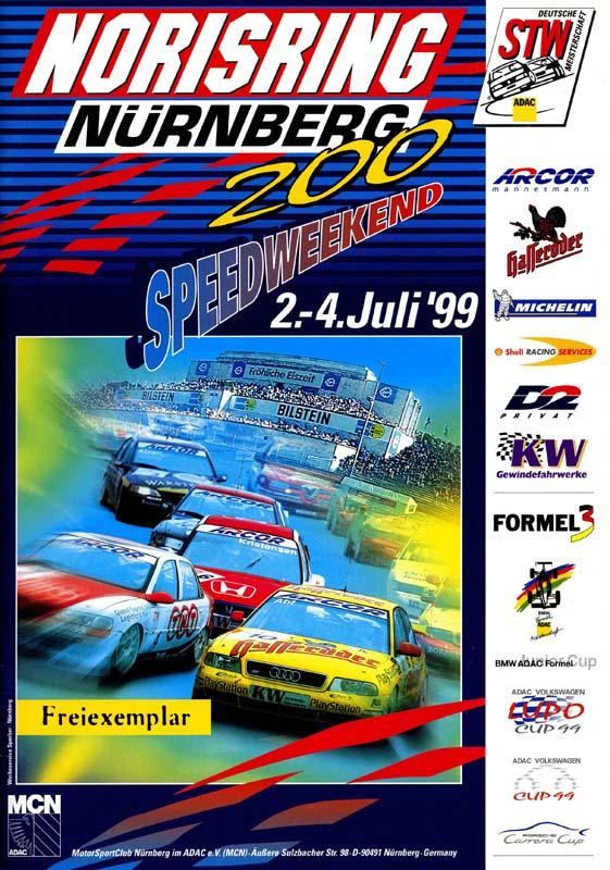 04.07.1999 - Norisring