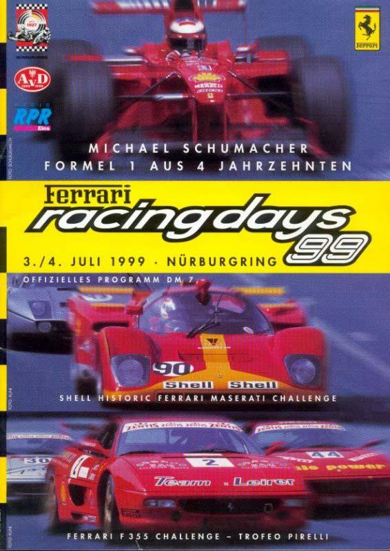 04.07.1999 - Nürburgring