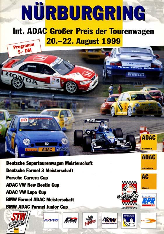 22.08.1999 - Nürburgring