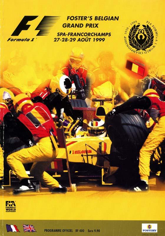29.08.1999 - Spa-Francorchamps