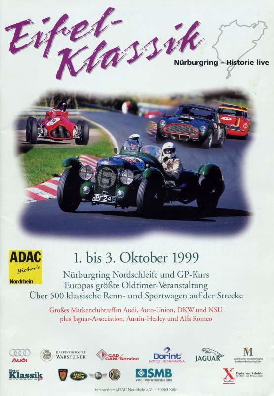 03.10.1999 - Nürburgring