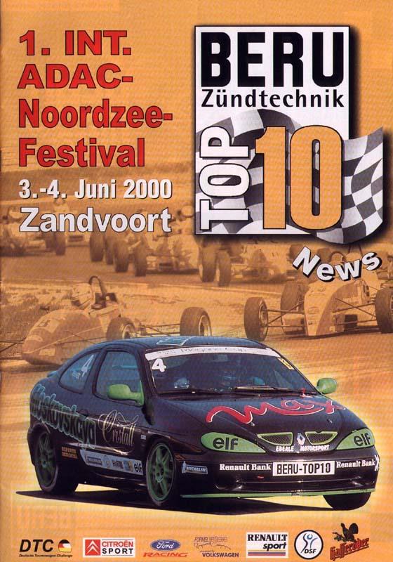 04.06.2000 - Zandvoort