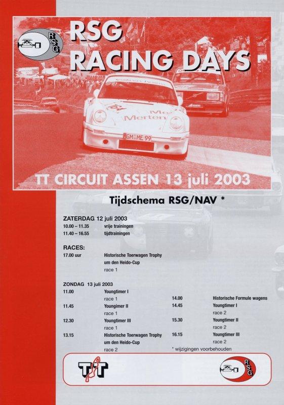 13.07.2003 - Assen