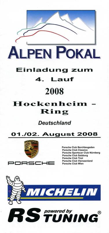 02.08.2008 - Hockenheim