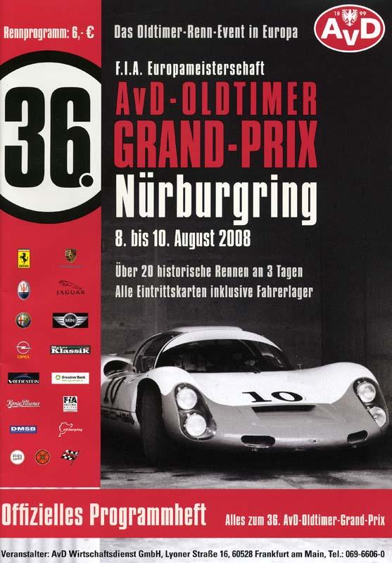 10.08.2008 - Nürburgring
