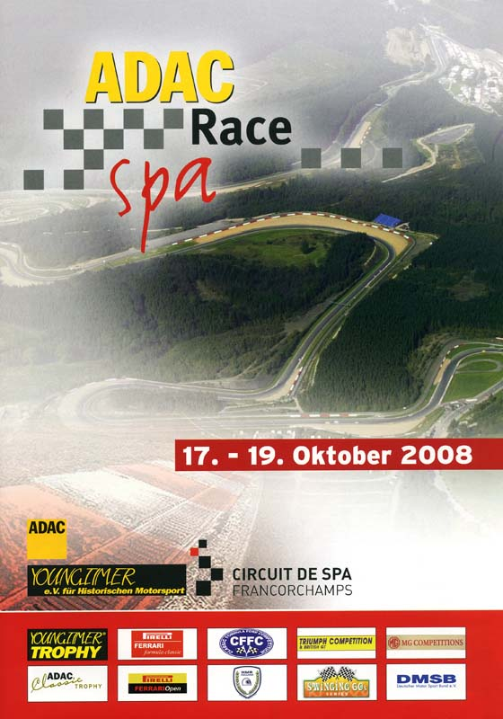 19.10.2008 - Spa