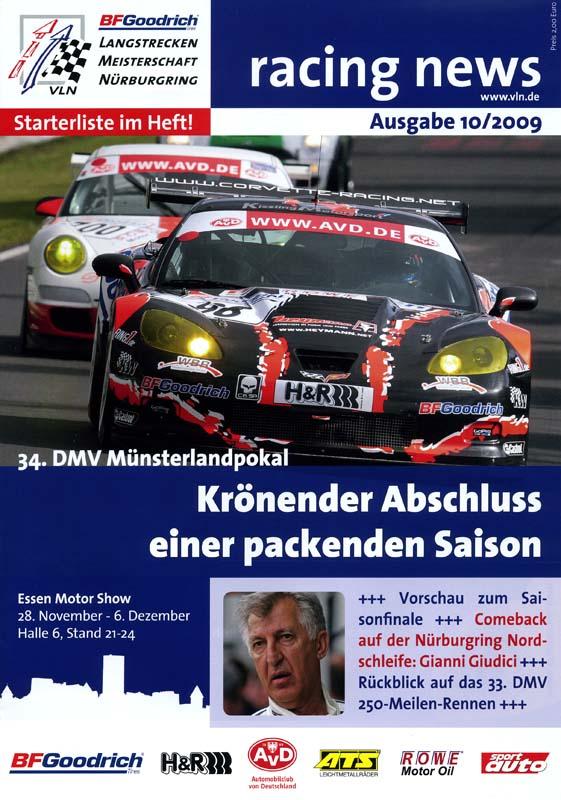 31.10.2009 - Nürburgring