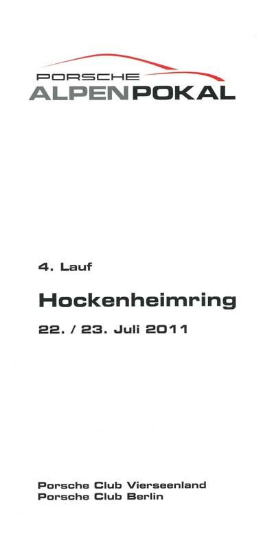 23.07.2011 - Hockenheim