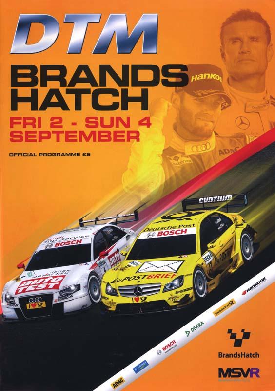 04.09.2011 - Brands Hatch