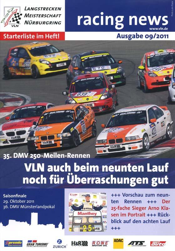 15.10.2011 - Nürburgring
