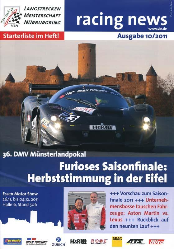 29.10.2011 - Nürburgring