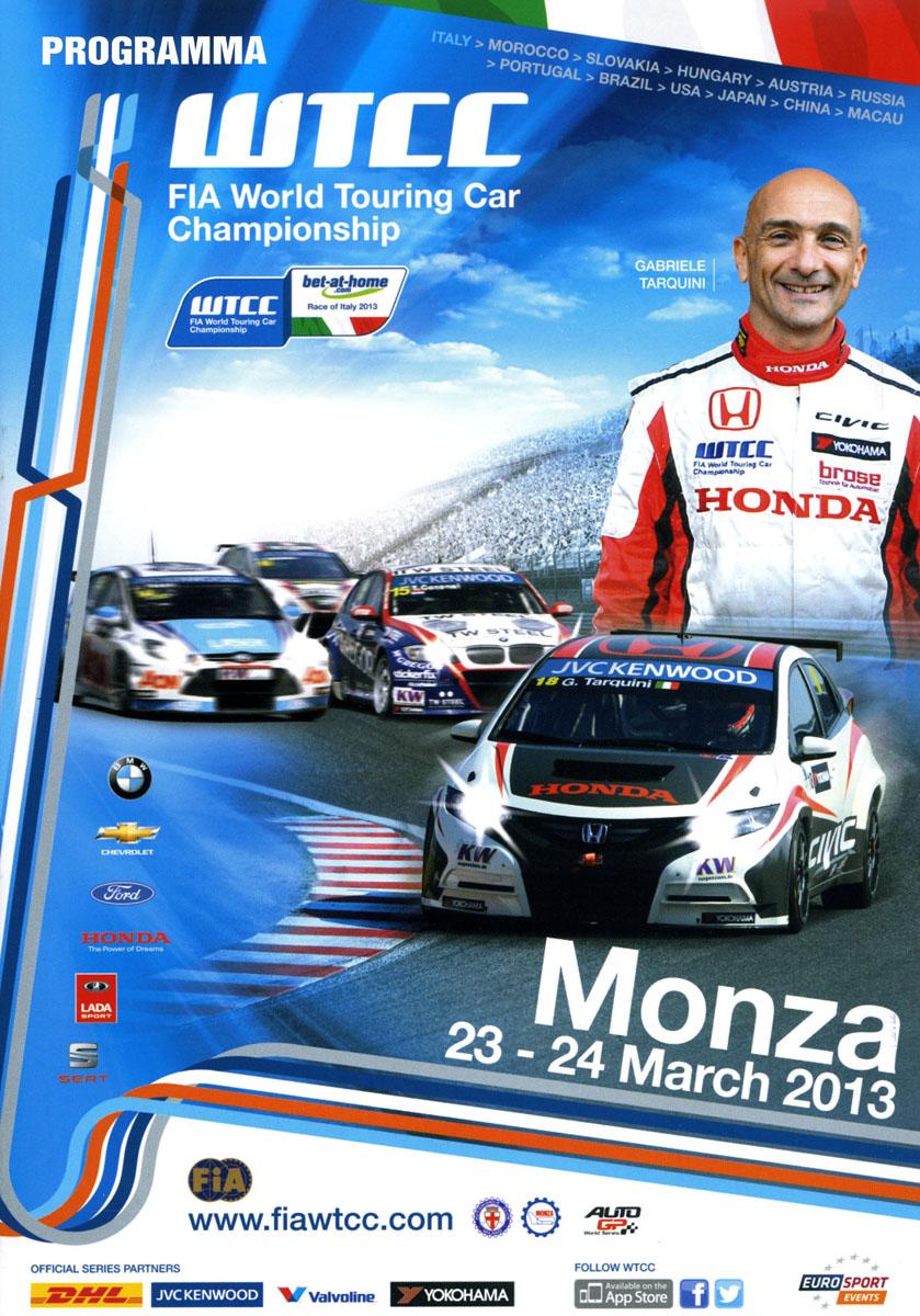 24.03.2013 - Monza