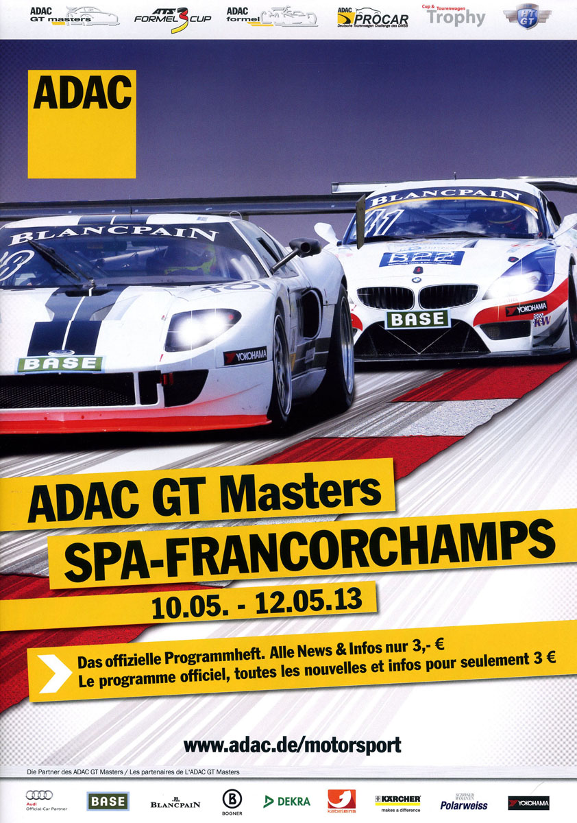 12.05.2013 - Spa-Francorchamps